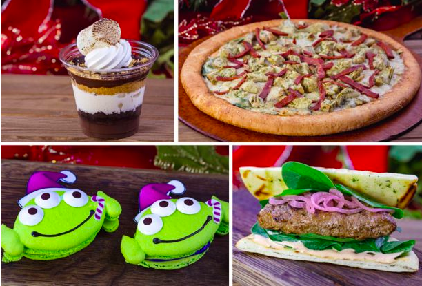 Disneyland Holiday Food