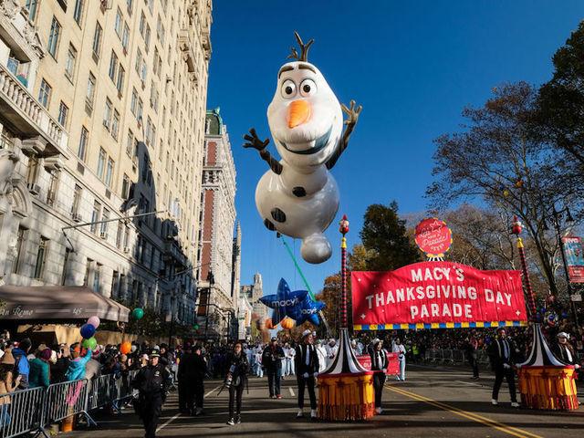 Olaf Parade