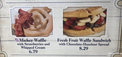 Vegetarian meals at Magic Kingdom