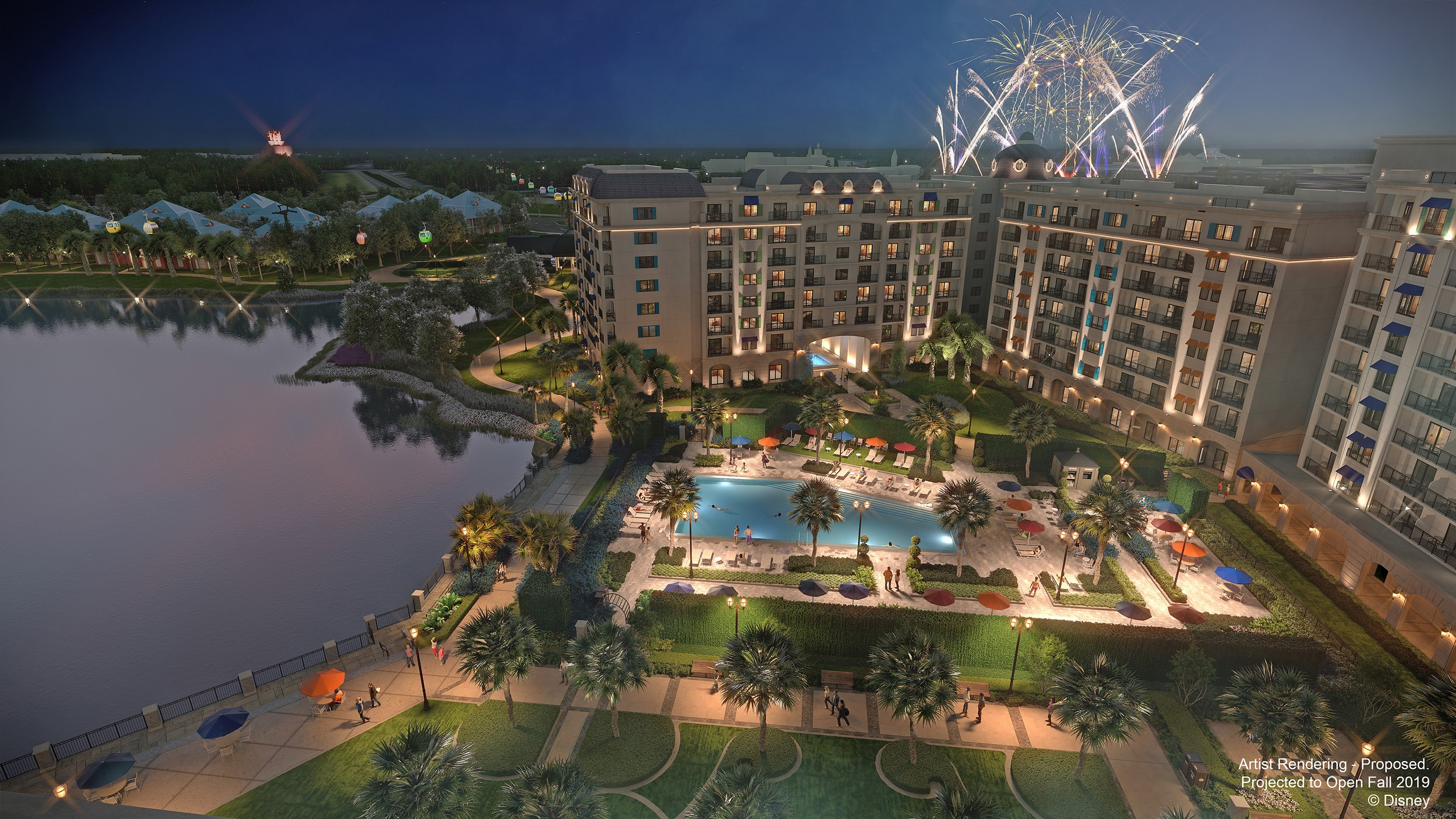 Disney Vacation Club Resort