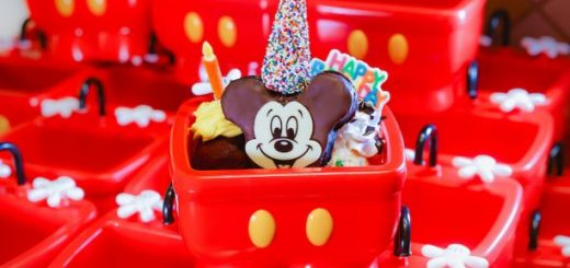Mickey Birthday Treats