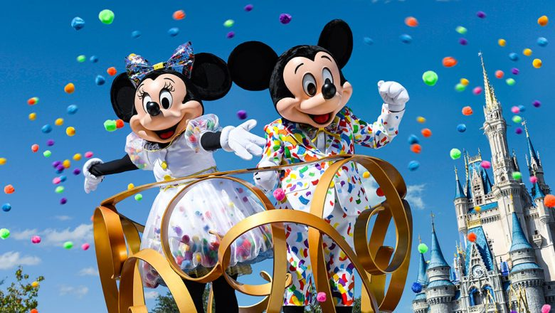 Mickey's 90th Birthday