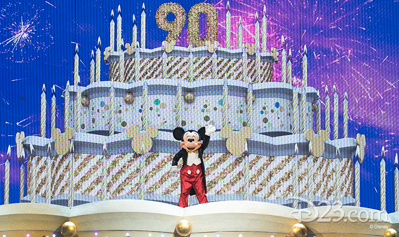 Check Out All Of The Fantastic Ways You Can Celebrate Mickeys 90th Birthday This November