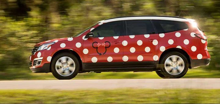 Minnie Van aiprot Port Canaveral