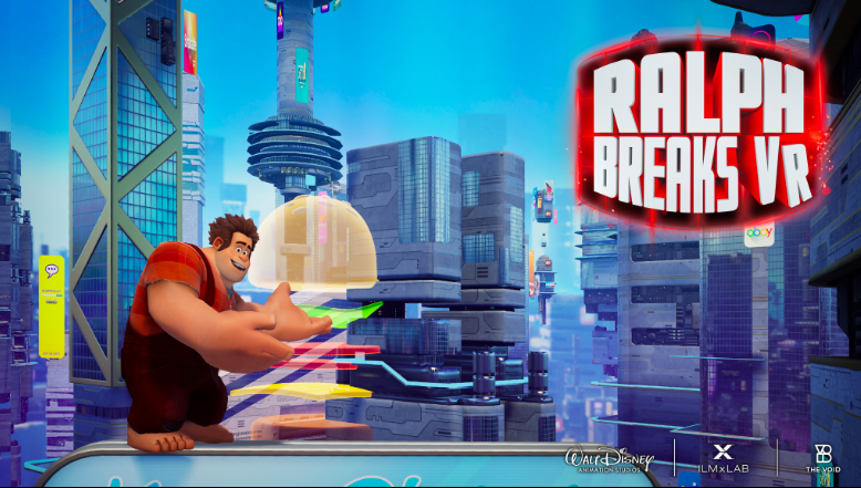 Wreck It Ralph VR
