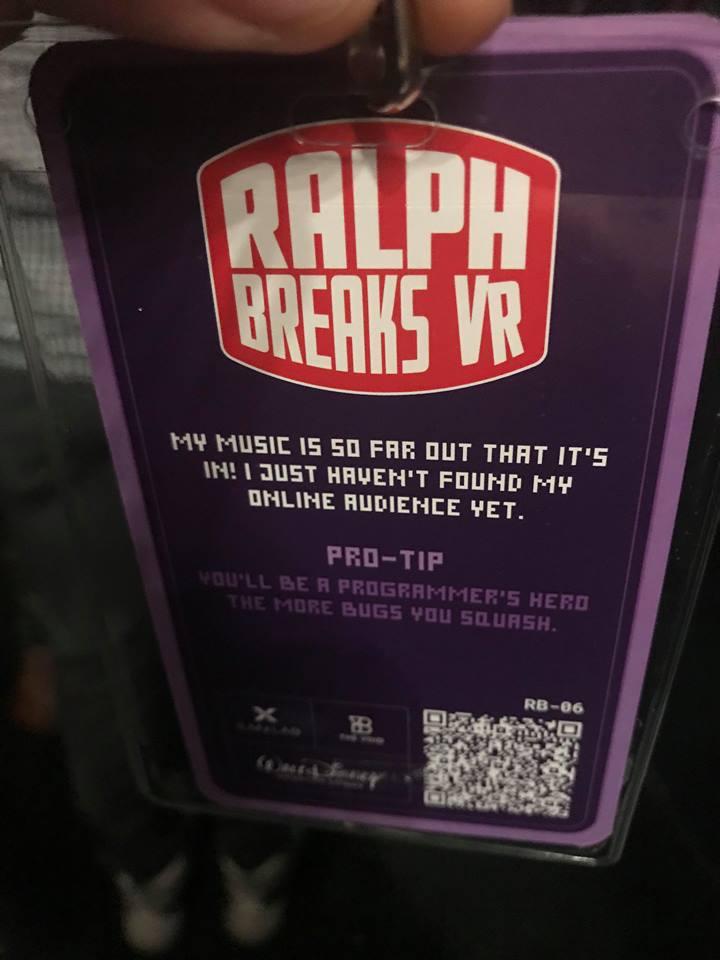 Ralph VR