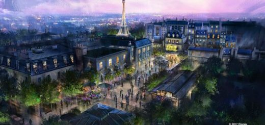 Remy's Ratatouille Opening Date