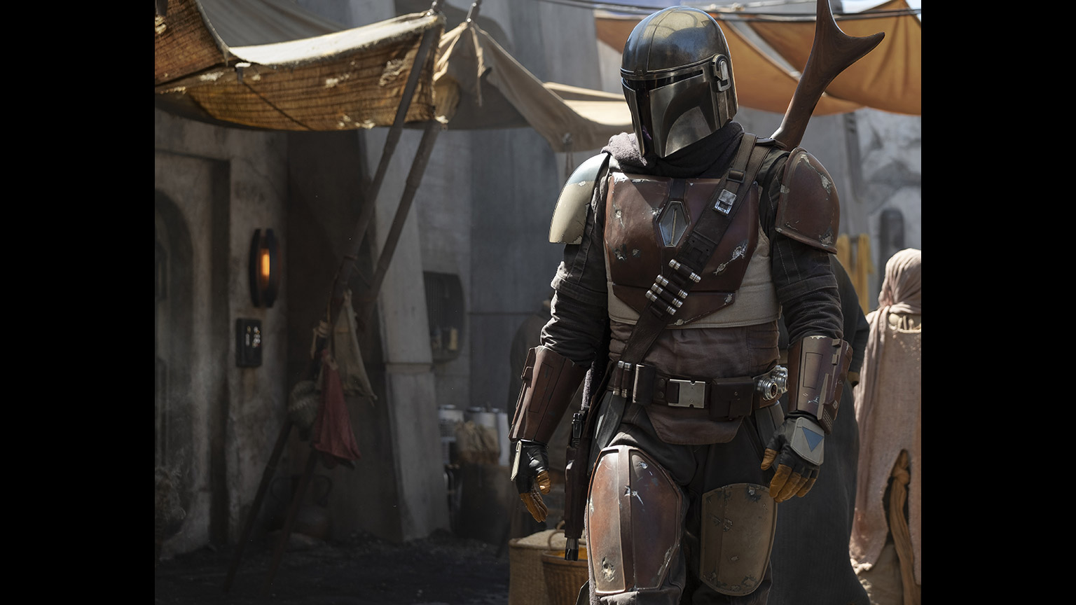 Mandalorian Meet and Greet