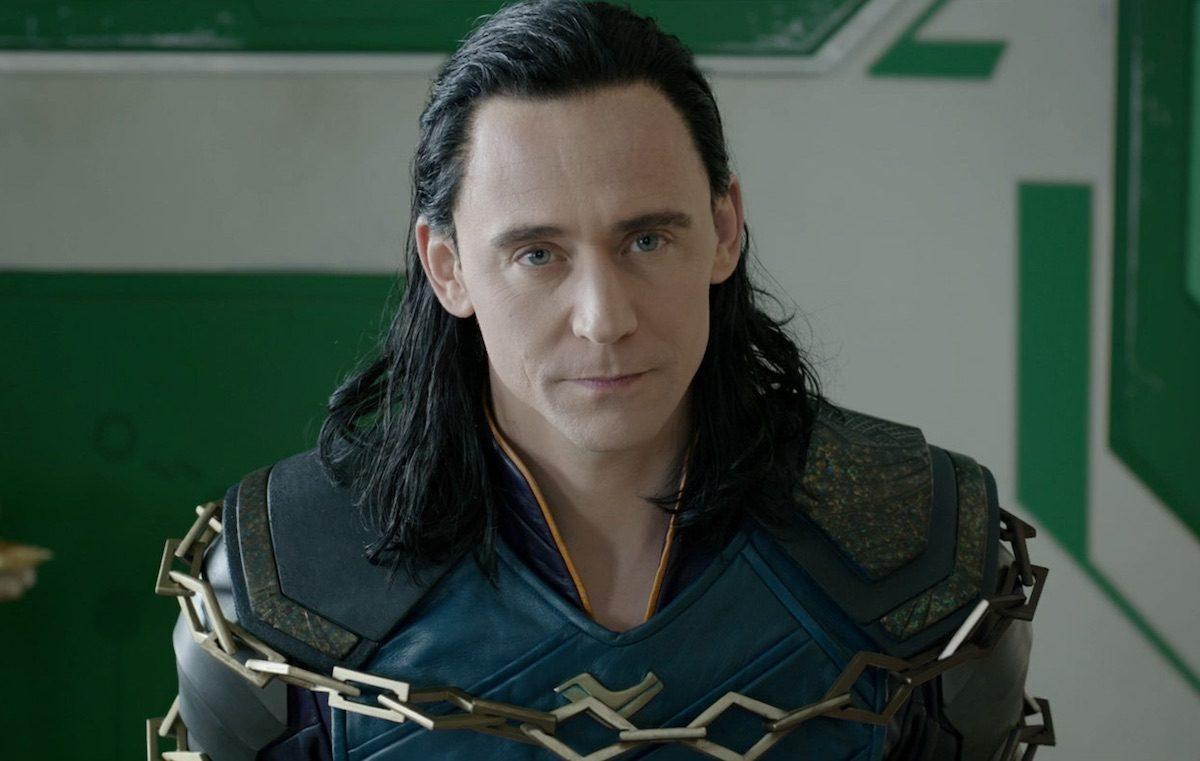 Tom Hiddlestone Loki