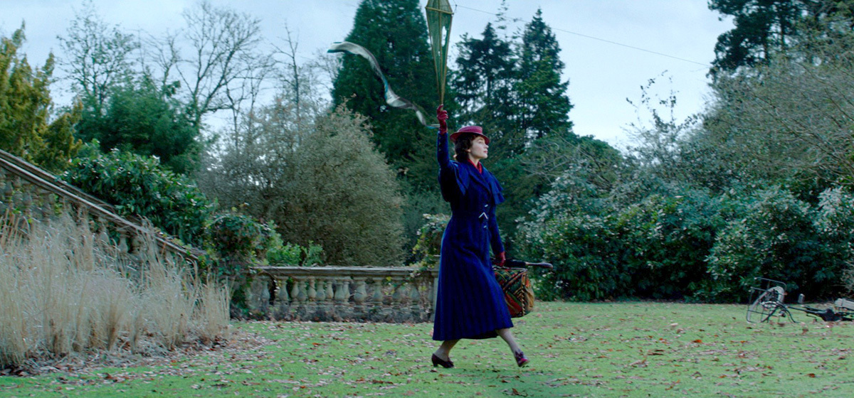 New Song from Mary Poppins Returns