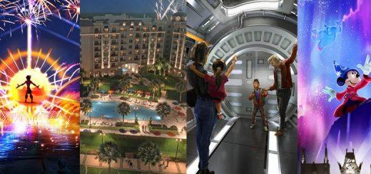 D23 Announces Breaking Disney Parks News for 2019