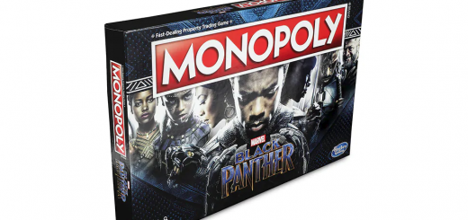 Black Panther Monopoly