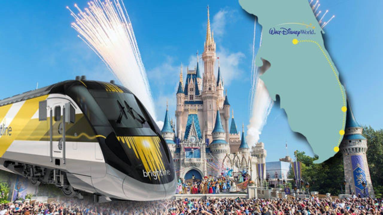 Brightline Disney
