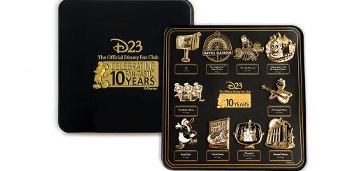 D23 Gold Member Gift