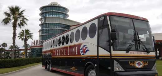 Disney Cruise Line Ground Transfer