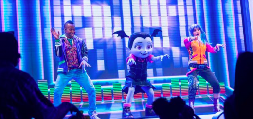 Disney Junior Dance Party Debuts at Disney's Hollywood Studios Dec 22
