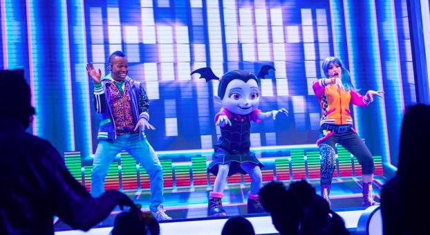 Disney Junior Dance Party Debuts at Disney's Hollywood Studios Dec 22