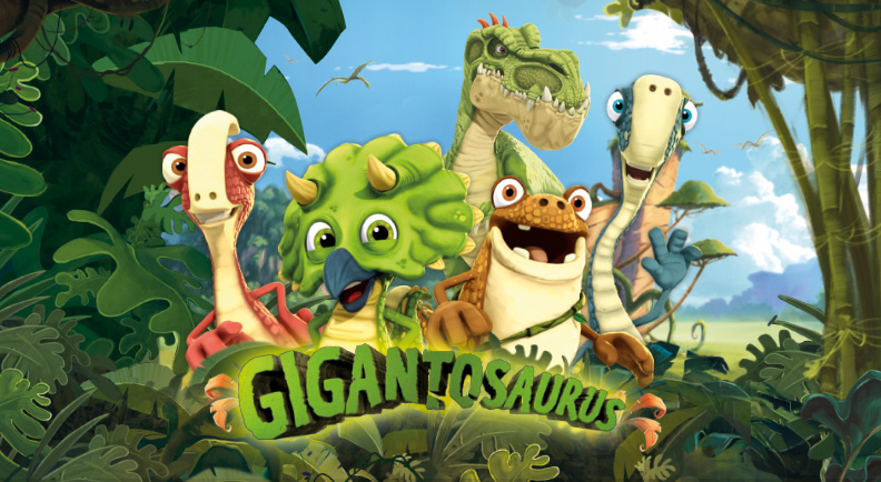 New Series Quot Gigantosaurus Quot Coming To Disney Channel In