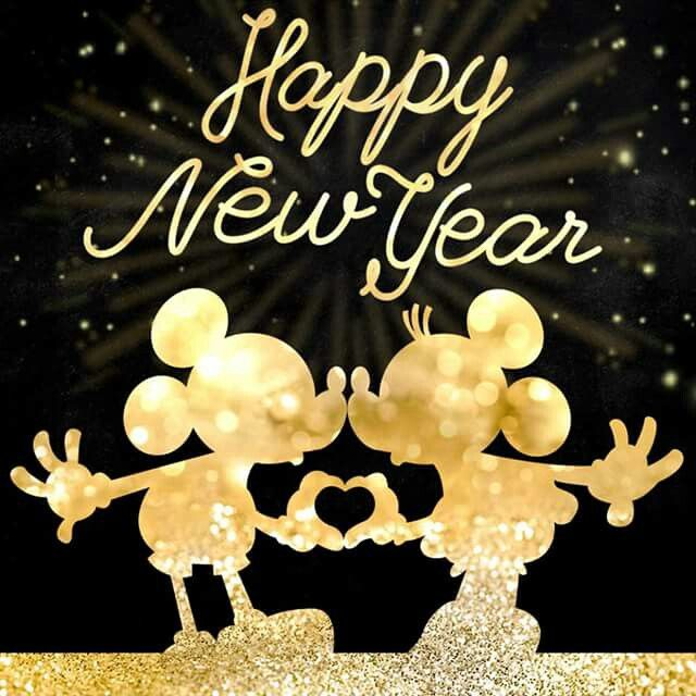 Disney New Year's Resolutions