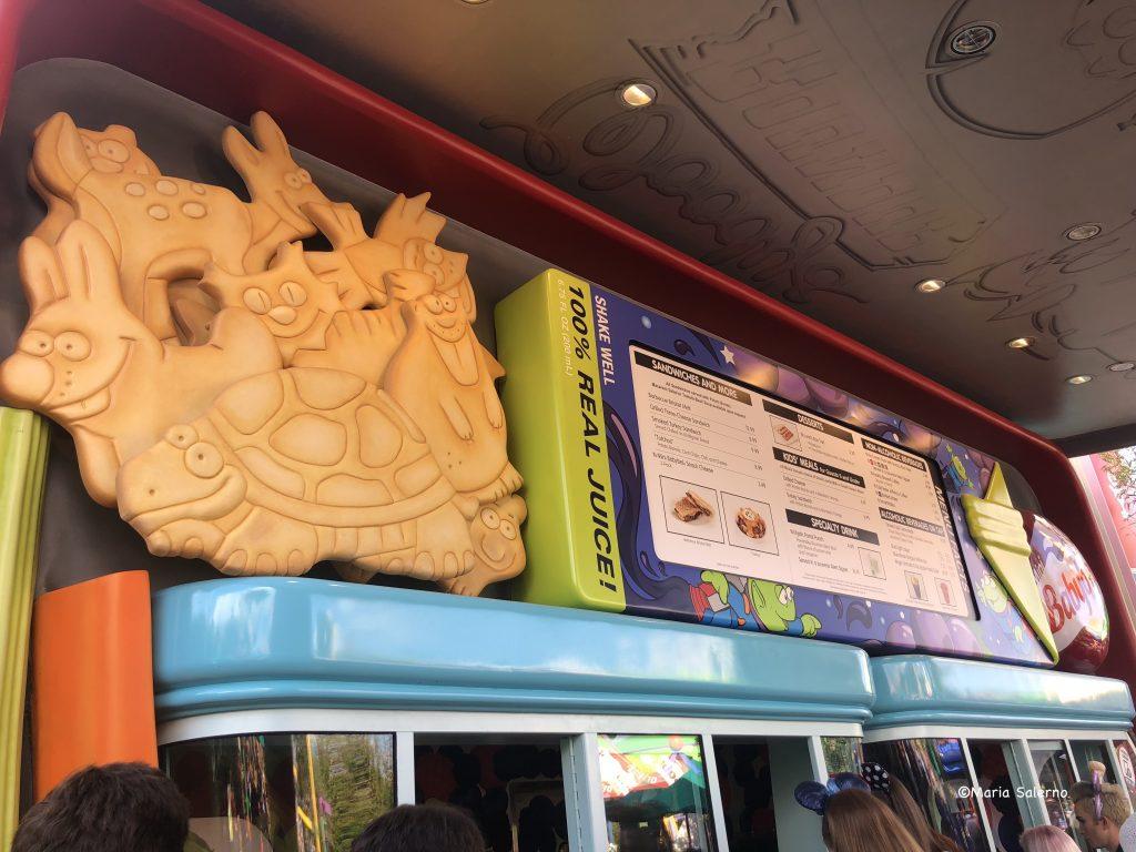 Woody's Lunchbox Breakfast