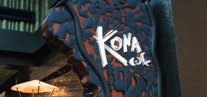 Kona Cafe