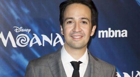 Lin Manuel Miranda Disney