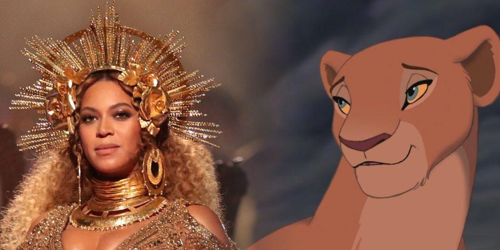 Beyonce Lion King 2019