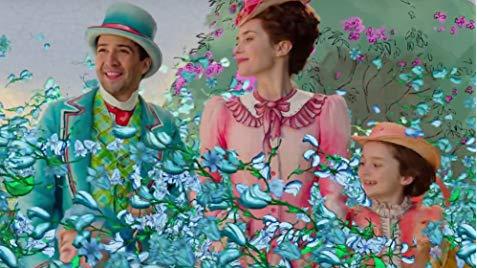 Mary Poppins Returns, Mary, Mary Poppins