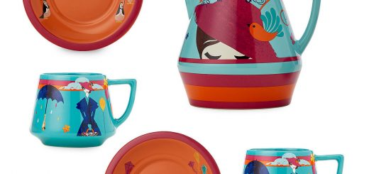 Mary Poppins Tea Set