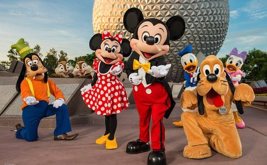 Florida Residents Can Now Visit Walt Disney World For As