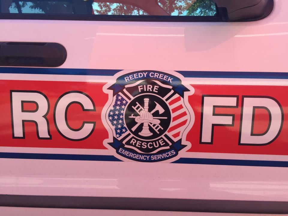 Disney Fire Department