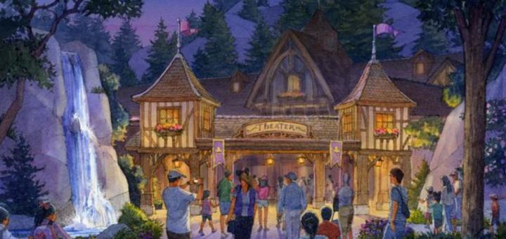 Tokyo Disneyland Expansion