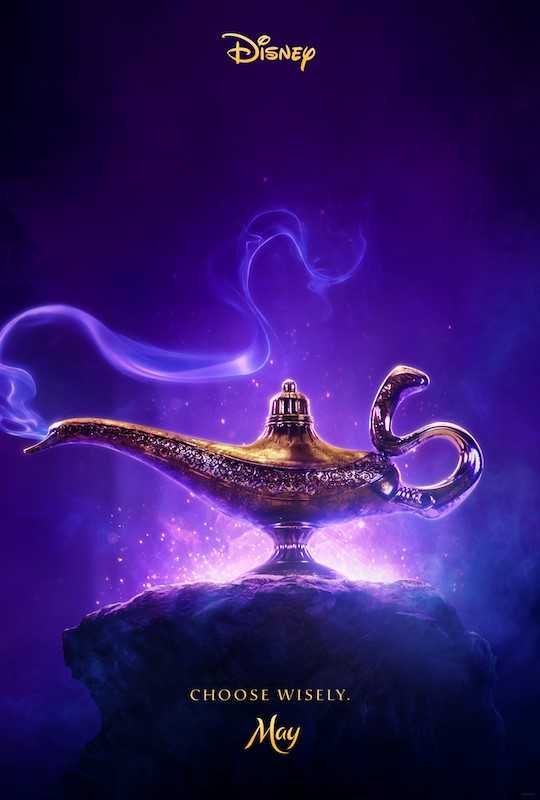 The Music From the Live-Action Aladdin