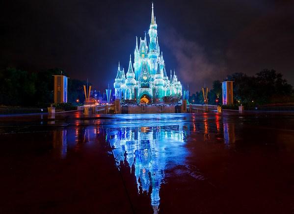 Disney World May