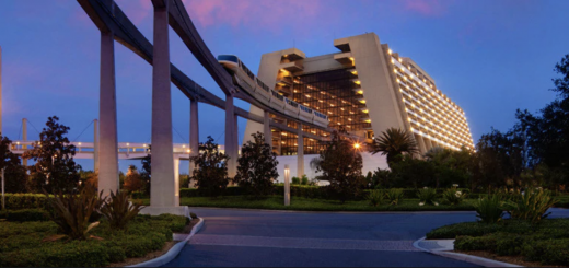 Disney Resort Hotels opening