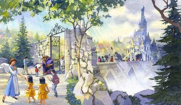 Enchanted Tales with Beauty and the Beast