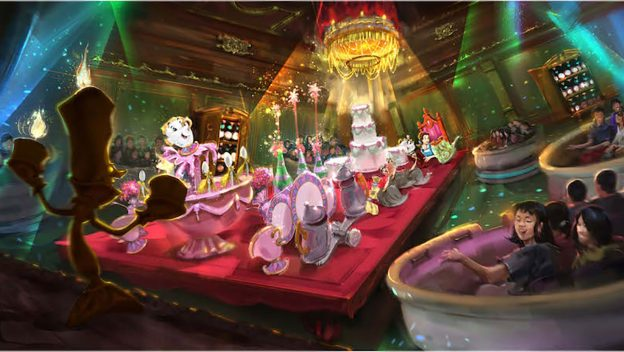 Enchanted Tale of Beauty and the Beast