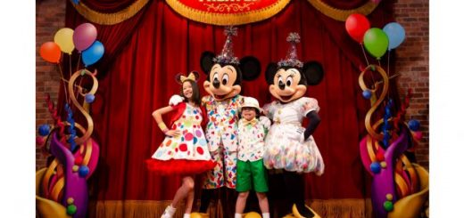 Mickey & Minnie's Surprise Celebration