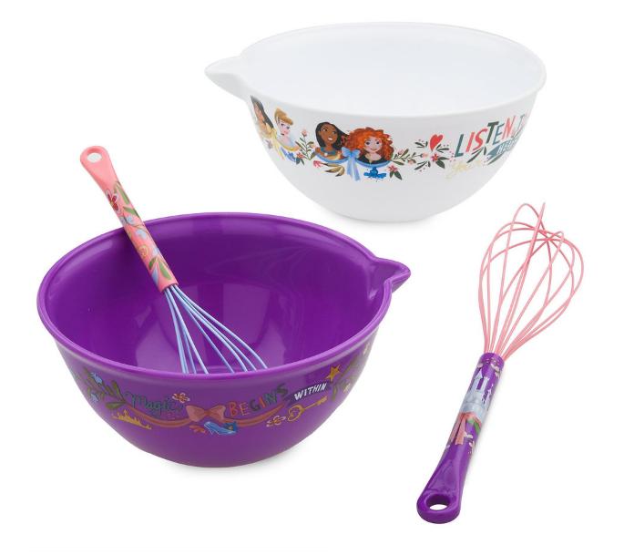 Disney baking set
