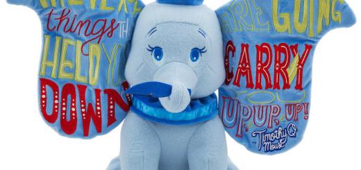 Dumbo merchandise