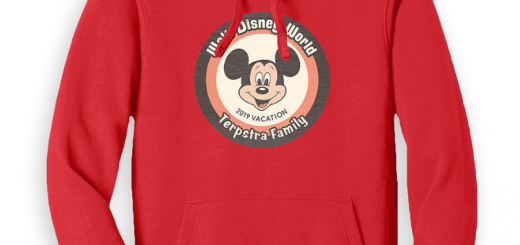 Personalized Disney Merchandise