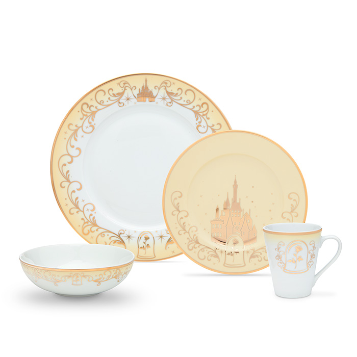 Be Our Guest Dining Set