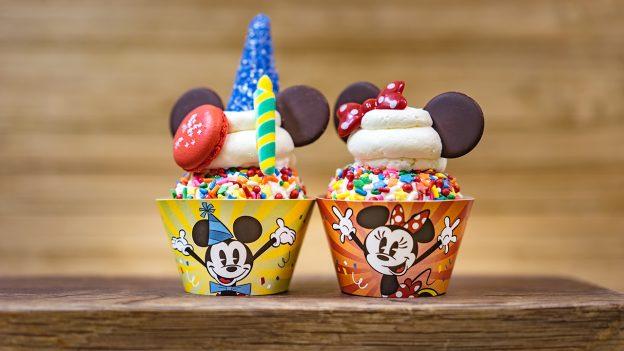 Minnie and Mickey Food