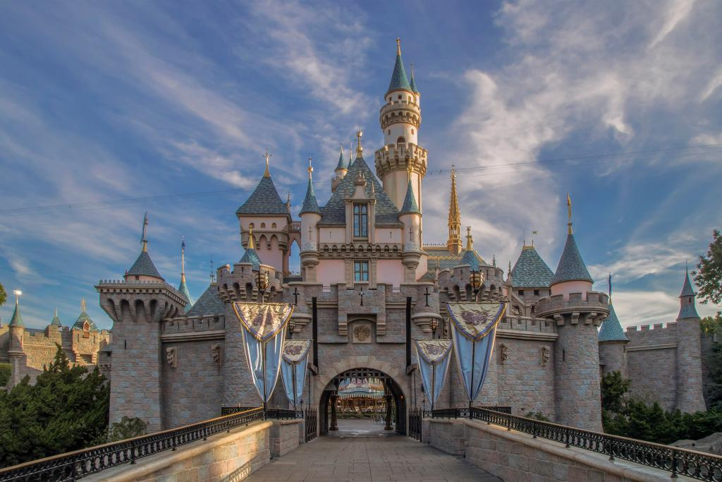 College Class on all things Disneyland