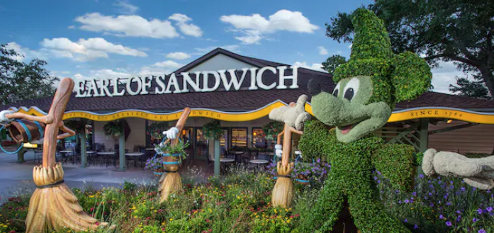 Disney Springs Eats