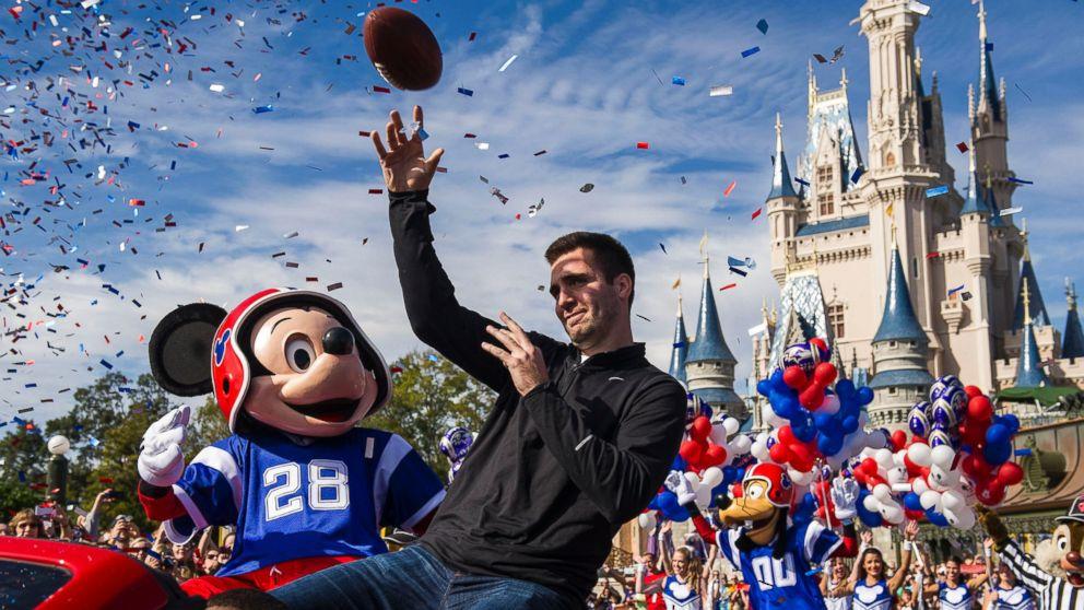 I'm going to Disney World
