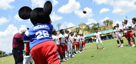 Pro Bowl Experience Activities