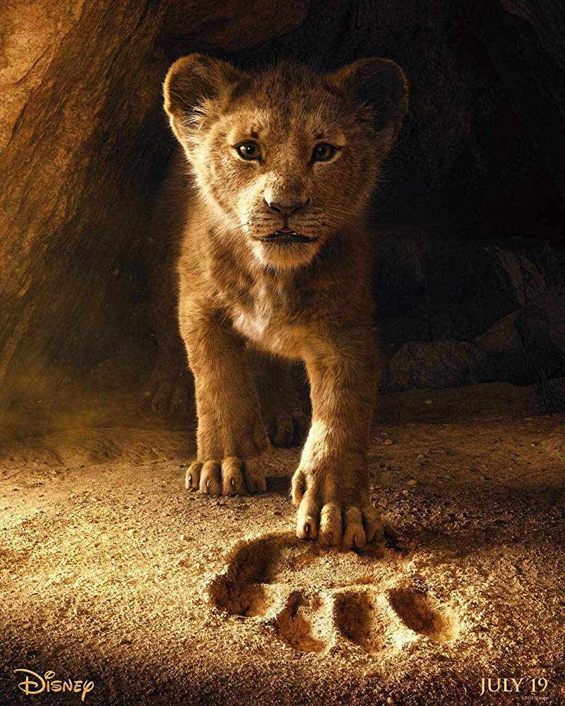The Lion King?