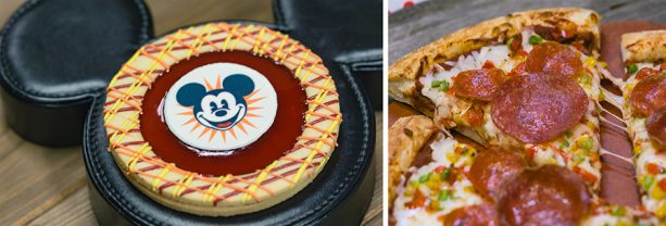 Mickey and Minnie Food