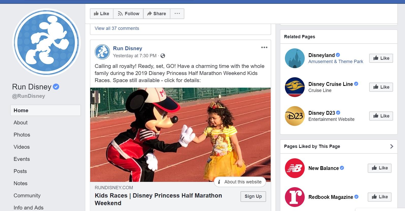 runDisney marathon tips